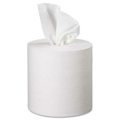 """Kleenex Premiere Center-pull 1-ply Towels - 1 Ply - 4 Roll - 8"""" X 15"""" - White"""