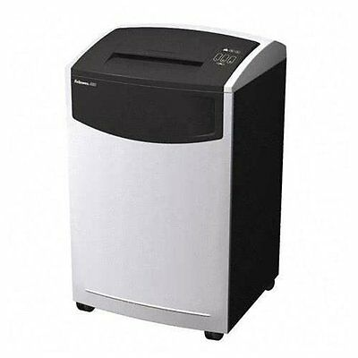 Fellowes Powershred C-420 Shredder - Strip Cut - 38 Per Pass - 32 Gallon