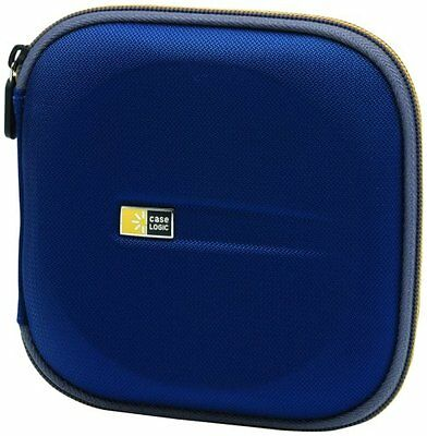 Case Logic 24-capacity Cd Wallet - Eva [ethylene Vinyl Acetate] - 24 Cd/dvd