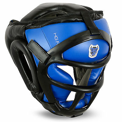 FlareSports Grill Head Guard Boxing MMA Protection Gear KickBoxing Training Gear