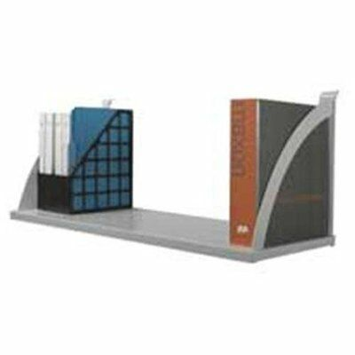 """Basyx By Hon Partition Mounted Steel Hang-on Shelve - 36"""" Width X 24.8"""" Depth -"""