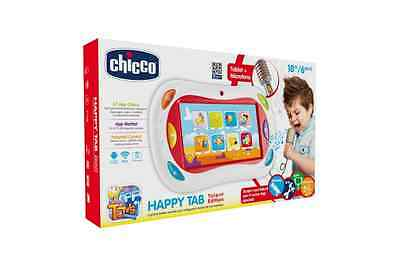 Computer Pad Tablet Happy Tab Versione Special Con Microfono Chicco