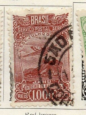 Brazil 1929-30 Early Issue Fine Used 1000r. 097183