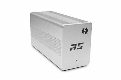 Highpoint Rocketstor 6324l Drive Enclosure - 4 X Hdd Supported - 4 X Ssd