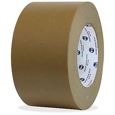 "Ipg Medium Grade Flatback Tape - 1"" Width X 60 Yd Length - Synthetic Rubber"