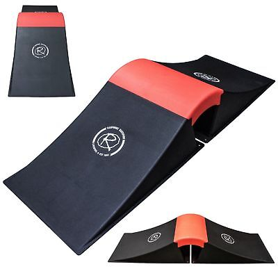 Rampage Skate Ramp Airbox Big 2.4m Long (Skate/BMX/Scooter Ramp)