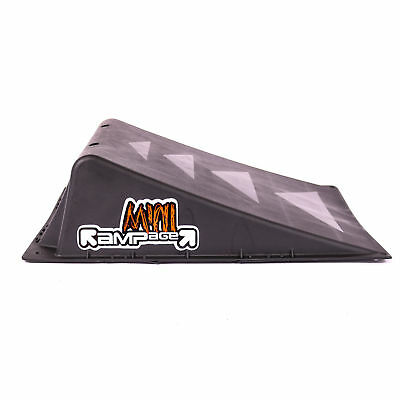 Rampage Single Mini Launch Ramp (Skate/BMX/Scooter Ramp)