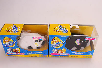 Zhu-Zhu Pets Hamster 2-Pack Dezel and Bamboo Batteries Included New In Box