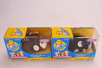 Zhu-Zhu Pets Hamster 2-Pack Captain Zhu and Dezel Batteries Included New In Box