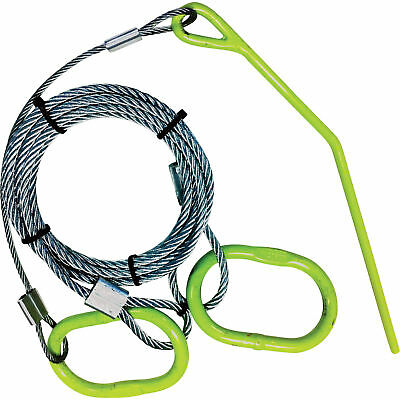 Timber Tuff Log Choker Cable - 5/16in dia. x 15ft.L, 2640-lb Capacity #TMW-48