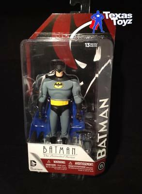 BAS The Animated cartoon TV Series BATMAN 6in. Action Figure -LIVE in stock!