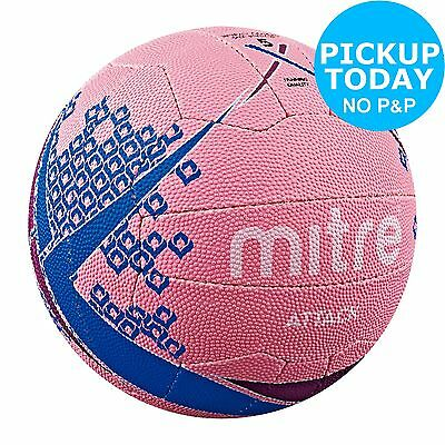 Mitre Attack Training Netball - Pink. From the Official Argos Shop on ebay