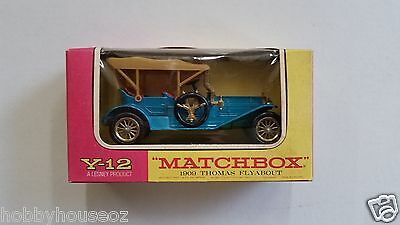 Matchbox Lesney Y 12 Models of Yesteryear Thomas Flyabout all original & MIB