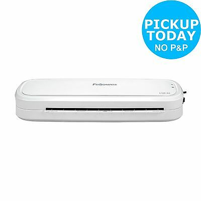 Fellowes L125 A4 Laminator. From the Official Argos Shop on ebay