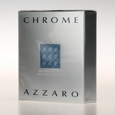 Azzaro Chrome Aftershave - 100ml