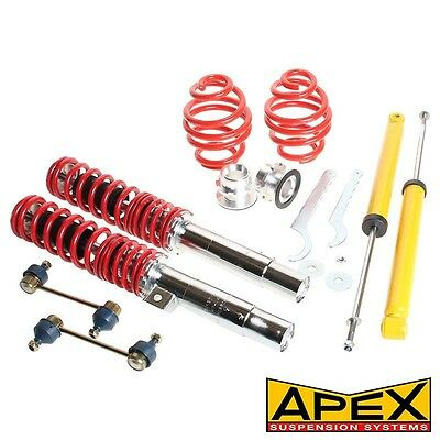 Apex Height Adjustable Sport Coilover Kit BMW 3 Series E46 Compact 325 TI
