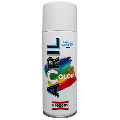 Arexons Bomboletta Spray Smalto Base Acrilica - Vernice Acrilcolor