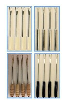Selection of Fondue Forks ~ chocolate fountain ~ cheese ~ select your style