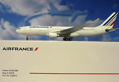 Herpa Wings 1:200 Airbus A330-200 AIRFRANCE F-GZCN  558013