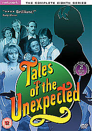 Tales Of The Unexpected - Series 8 - Complete  2-Disc Set            Fast  Post