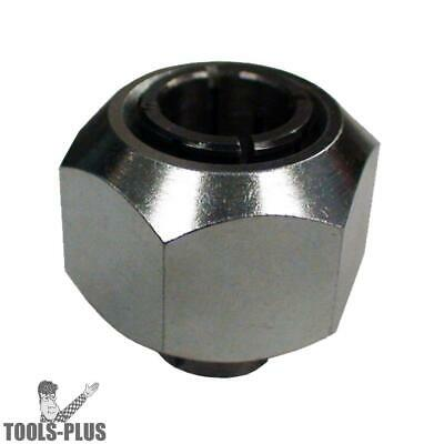 "Milwaukee 48-66-1020 1/2"" Router Collet and Locking Nut New"