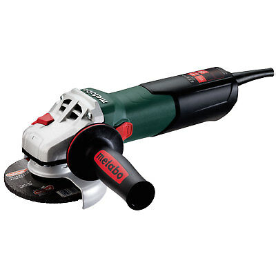 "4-1/2"" Angle Grinder w/ Quick Wheel Change System Metabo 600371420 New"