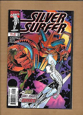 SILVER SURFER #145 MARVEL COMICS    next 2 last issue