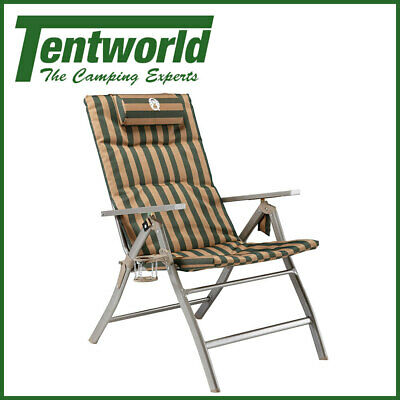 Coleman 5 Position Padded Classic Chair