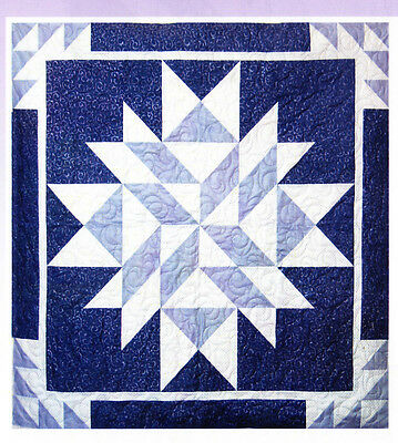 Diamond Cluster - fabulous pieced wall quilt PATTERN - Cozy Quilts