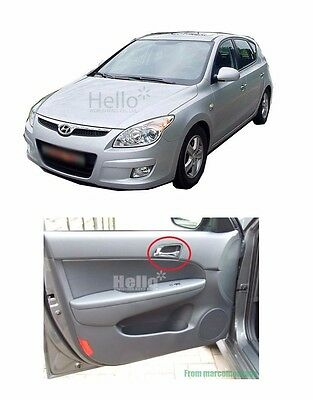 OEM Genuine Inside Door Handle Catch Chrome For 2008 - 2011 HYUNDAI i30 : i30cw