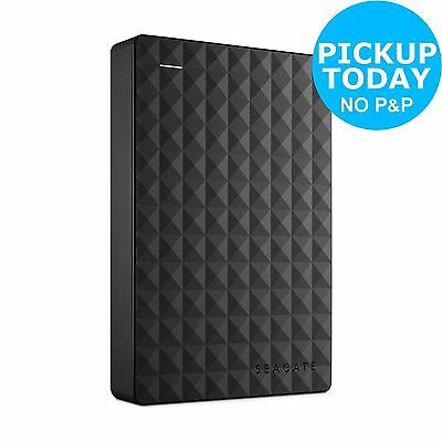 Seagate Expansion USB 3.0 Desktop Drive - 2TB / 4TB -From the Argos Shop on ebay