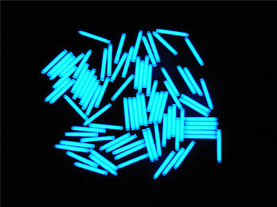 Betalight Tritium Self Illumination Growing Grow Marker Isotope 22.5mm ICE BLUE
