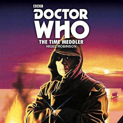 Doctor Who: The Time Meddler: 1st Doctor Novelisation By  Nigel Robinson