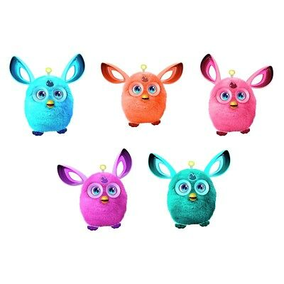 Furby Connect Interactive Toy - Pink / Blue / Teal / Purple - From Argos