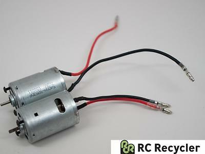 (2) Exceed RC Maxstone 540 70 Turn Brushed Motor 1/10 1/8 Scale Rock Crawler