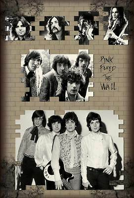 PINK FLOYD THE POSTER 24x36 INCH MUSIC ROCK CONCERT NEW 1 SIDE SHEET WALL PM188