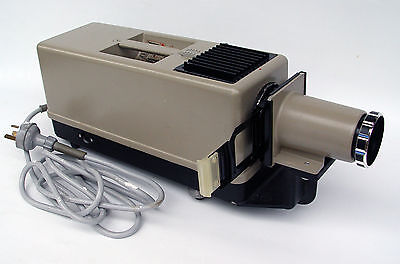 Widioscope 35mm Slide & Film Strip Projector