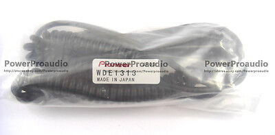 Genuine PIONEER Cord Assy WDE1313 Cable with Plug for Pioneer for HDJ-2000
