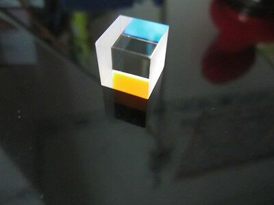 Promotion Laser Beam Combine Cube Prism Mirror for 405nm~ 450nm Blue Laser Diode