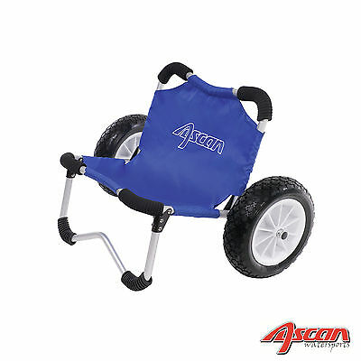 ASCAN SUP-Buggy ideal für Transport v SUP-Board Kanu Kajak Surfbrett 68x38x36cm