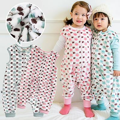 "Vaenait Baby Blanket Kids Girls Boys Ultra fine Sleepsack ""Mf.RainCloud"" 1T-7T"