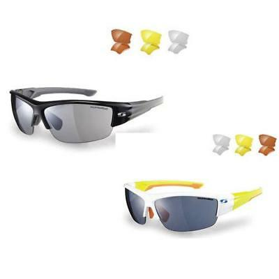 Sunwise Evenlode UK Design Sunglasses 4 Lenses! NEW! Cycling, Running, Sport