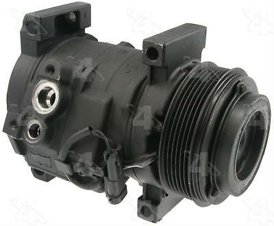 Four Seasons Air Conditioning Compressor Remanufactured Steel RV2 R-134A Each