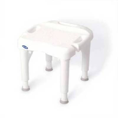 Heavy Duty Invacare Medical Bath Seat Bench Shower Bathtub Stool Chair 400 lb