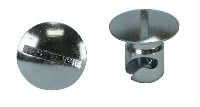 Moroso 71341 Quick Fasteners Fastener Head Steel Cadmium Plated Oval Slotted 0.3