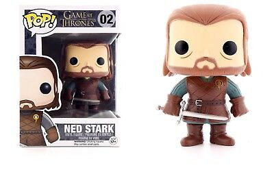 Funko Pop TV Game Of Thrones: Ned Stark Vinyl Action Figure Collectible Toy 3016