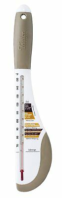 Taylor Precision Products Connoisseur Chocolate Stirring Spatula Thermometer 513