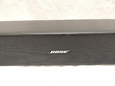 Bose Solo 5 TV Sound System - Black - Free Shipping