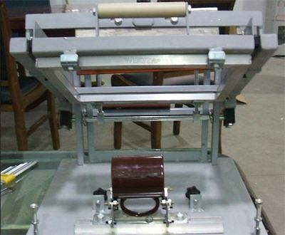New For Bottle/Cup/Pen Surface Curve Press Screen Cylinder Printing Machine K