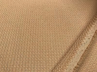 Suiting Fabric - Vintage Gold  - Suiting Fabric
